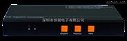 快视电子KS-AD01 网络字幕机,支持任何国家文字叠加,支持图片LOGO叠加