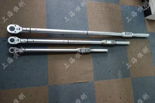 钢螺栓检测扭矩7-220N.m的数显扭矩检测扳手