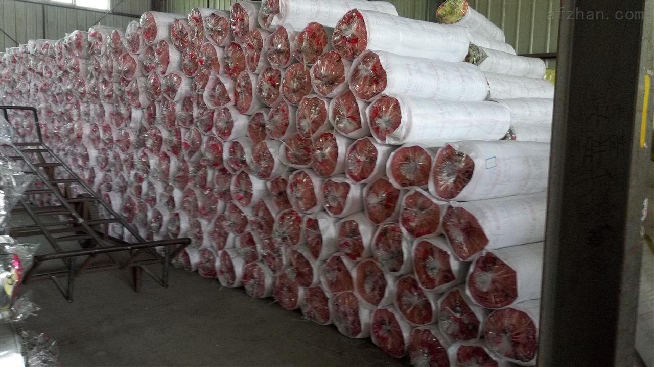 无甲醛环保玻璃棉毡多少钱一平米?