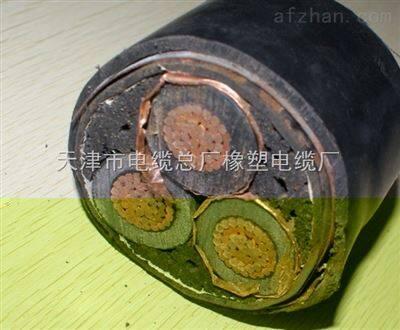 阻燃高压电力电缆ZR-YJV22-10KV-3*95价格