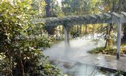 浙江旅游区喷雾降温工程