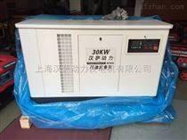 30kw静音汽油发电机可预付款发货