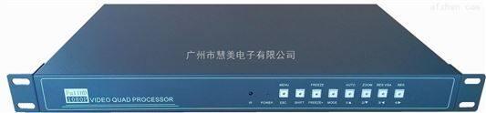 尼科NIKO高清DVI/VGA四画面分割器NK-DVI5004HQ