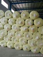 35KG*75mm厚铝箔贴面玻璃丝棉毡风管专用玻璃丝棉卷毡