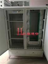 684芯室内落地式户外光纤配线柜详细描述图文