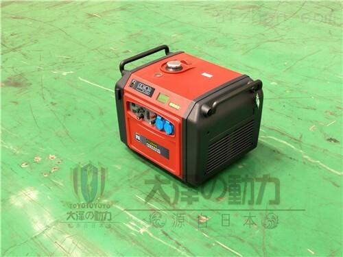 手提式大泽3kw静音汽油发电机图片