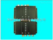 三路视频复用器带R485数据 视频服务传输器