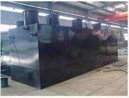 广安一体化污水处理设备