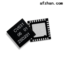 CV631雙協議非接觸式射頻讀寫芯片