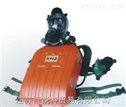 正压氧气呼吸器,正压氧气呼吸器使用