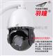 红外非接触式自动探温监控摄像机