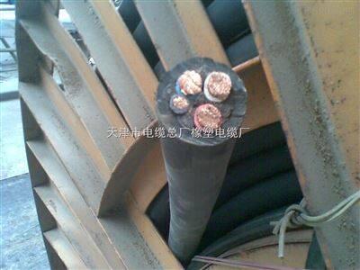 专业生产/YQW 3*35+1橡套电缆 YQW轻型橡套电缆
