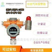 甲醇可燃气体没电怎么报警器