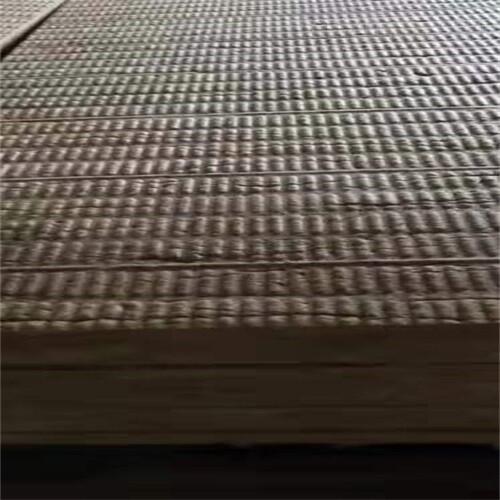 防火外墙岩棉板 保温板