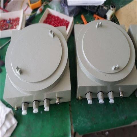 铸铝合金防爆接线箱400*300*200