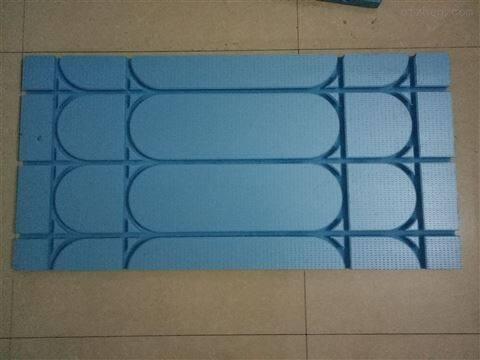干式地暖模块上怎么铺瓷砖