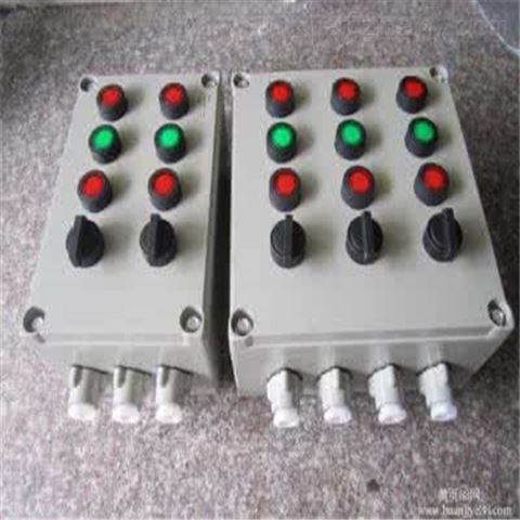 两回路防爆控制箱