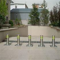 安徽氣壓升降柱 智能升降路樁 提拉式防撞柱