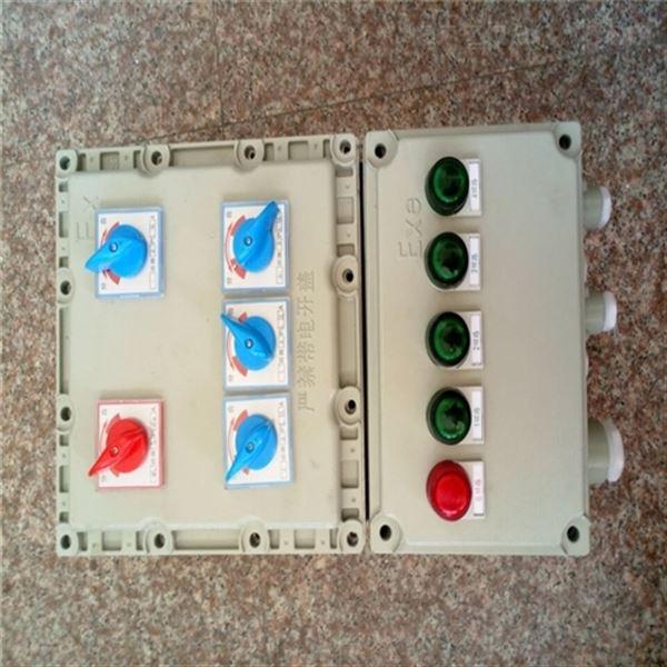 防爆配电箱BXK-T防爆控制柜