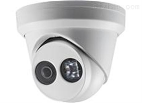 "1/2.7""CMOS ICR 日夜型半球型网络摄像机"