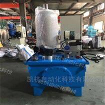 湖南蓄能式水电站型液控球阀液动执行器