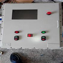 防爆控制箱帶7寸顯示屏