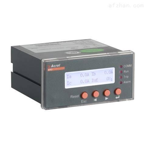水电厂低压电动机保护 液晶显示