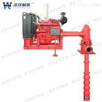 消防用柴油机水泵