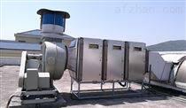 厂家直销废气处理UV光解催化氧化设备不锈钢