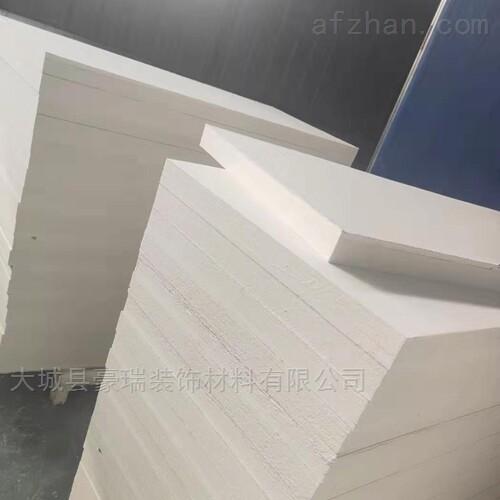 豪瑞出口岩棉玻纤平板价格优惠