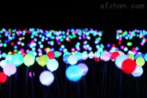 园林光设计服务公园艺术灯光装置定制