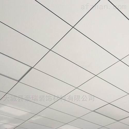 杭州豪瑞岩棉玻纤吸音板厚度可定尺
