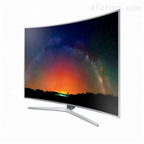 105英寸4K曲面液晶电视机
