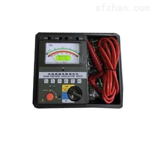 0~5000V绝缘电阻测试仪四级承试设备