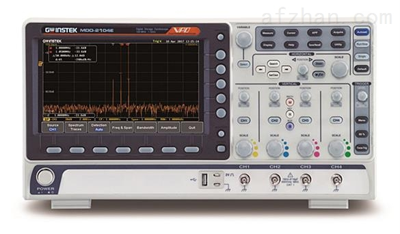固纬MDO-2000E系列示波器