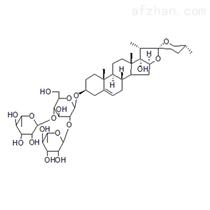 17-羟基薯蓣皂苷55916-52-4