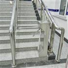 NGM-JY考场驾校人员出口单向门,不锈钢三杆式道闸