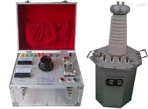 交直流两用充气式试验变压器报价
