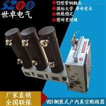 VS1侧装式户内高压真空断路器产品概述