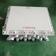 BXJ51-T防爆接線儀表箱 防爆變頻器控制箱