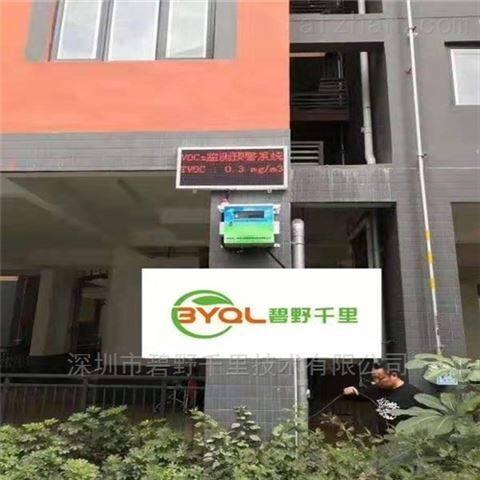 VOC监测传感器国内工厂