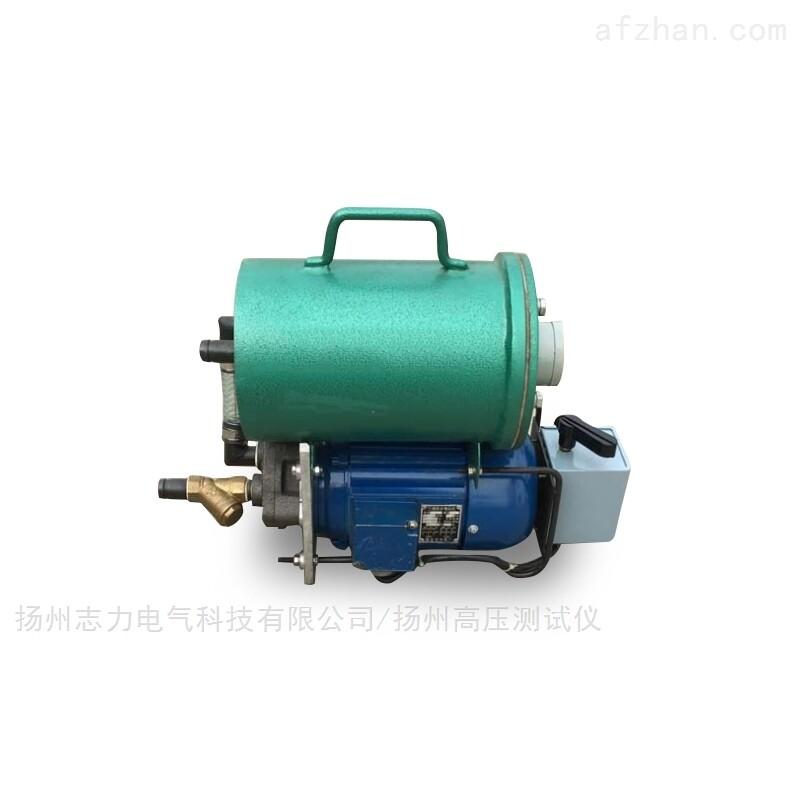 WG型手提式滤油机