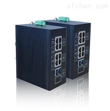 S3100D 係列高性能網管型導軌式工業交換機