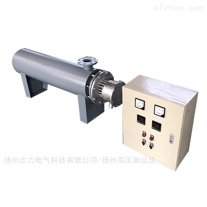 防爆管道式电加热器技术参数