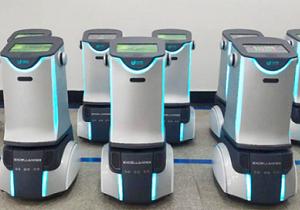 服务机器人产业扩大 未来应用领域扩宽