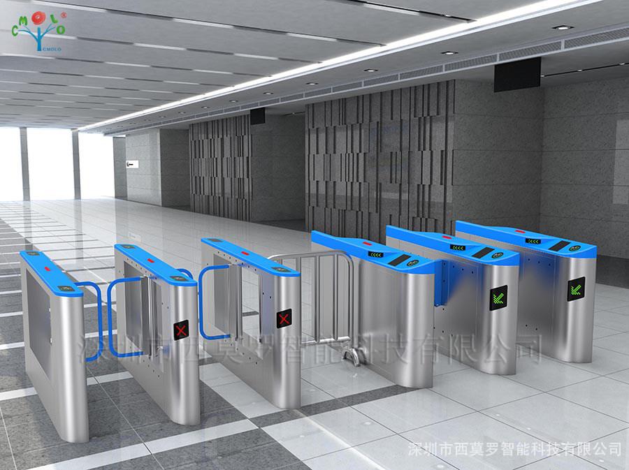 自从西莫罗BRT闸机有了二维码 闪付 乘车更加便利