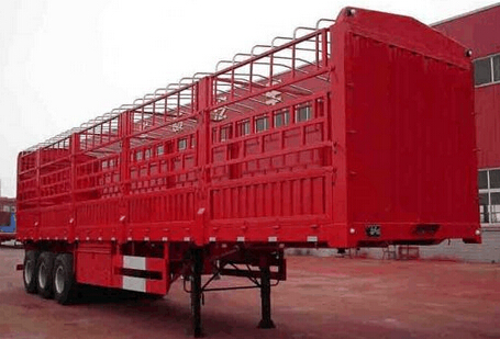 货车结构部位名称