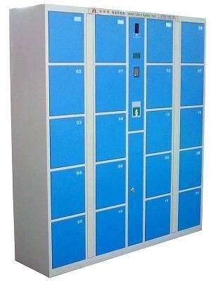 12门公检法专用存包柜