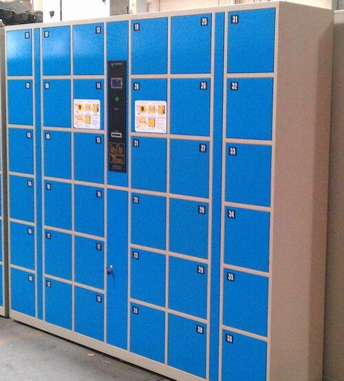 高郵12門電子儲物櫃