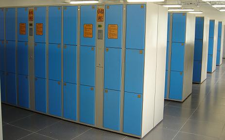台州12门超市寄包柜
